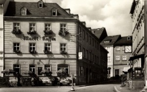 Bad Lobenstein, Germany - circa 1980